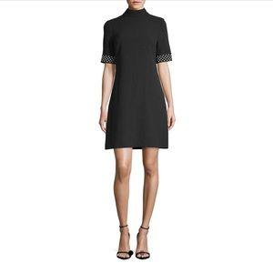 Karl Lagerfeld Paris pinstriped dress